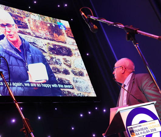 Lifetime Achievement - Runrig